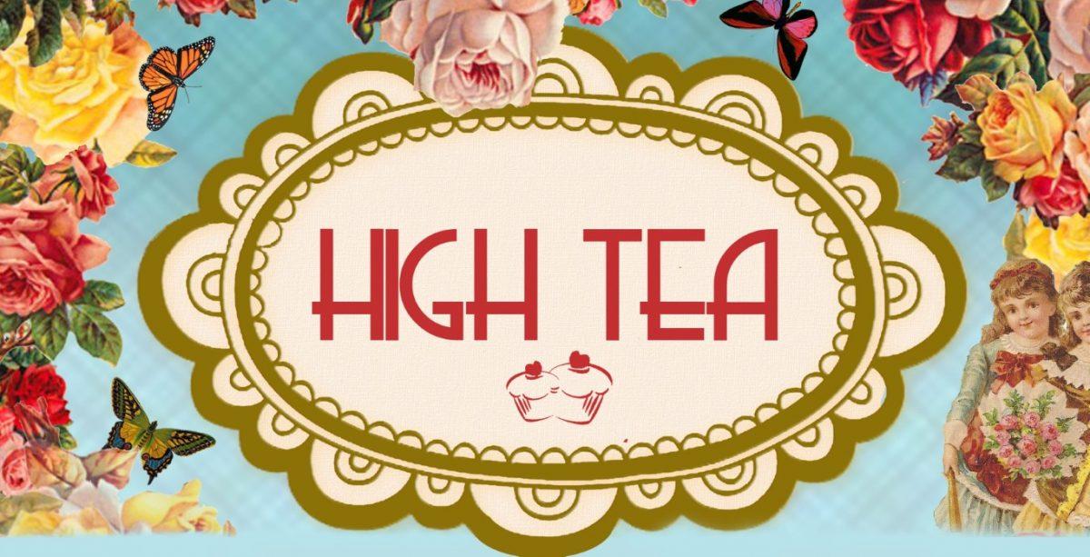 Zomeractiviteit zaterdag 14 juli – Garden High Tea